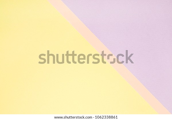 pastel color papers background.
