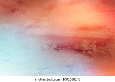 pastel colored canvas background or texture