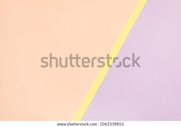 pastel colored paper background .