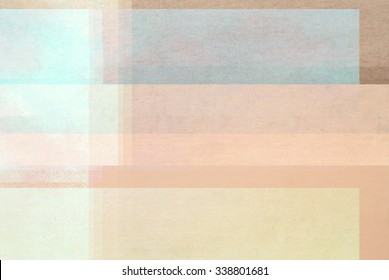 pastel colors on textured background - abstract graphic design