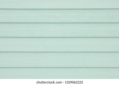 Pastel pepermint plank wall texture