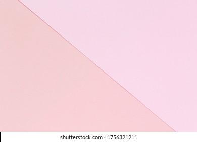 Pastel pink color paper background