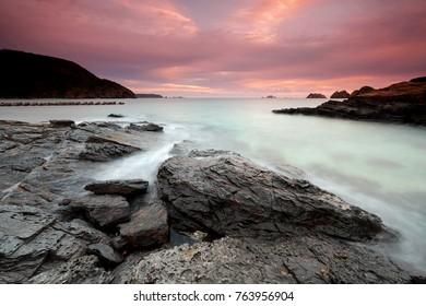 Pastel Sunset Japan