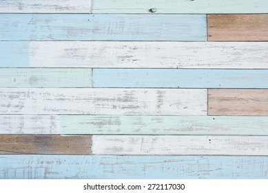 Pastel wood wall texture