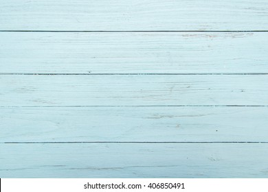 pastel wood wooden blue With plank texture wall background Through use wash Giving a feeling of looking old and beautiful
