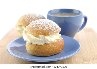 Pastry called semla