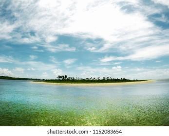 Patacho Beach, Porto de Pedras, Alagoas, Brazil