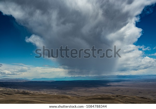 Patagonia skies and clouds