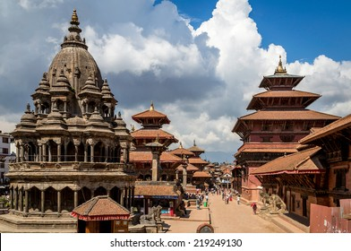 Patan Durbar Square is one of the three Durbar Squares in the Kathmandu Valley, all of which are UNESCO World Heritage Sites.