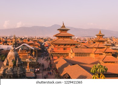 Patan Temple,Patan Durbar Square is situated at the centre of Lalitpur ,Nepal. It is one of the three Durbar Squares in the Kathmandu Valley, all of which are UNESCO World Heritage Sites.