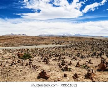 Patapampa Viewpoint, Peru