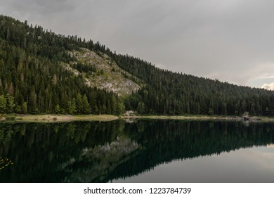 Path around Black Lake, Durmitor National Park, Montenegro