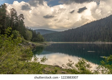 Path around Black Lake, Durmitor National Park