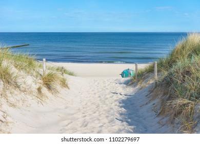 Path to the Baltic Sea