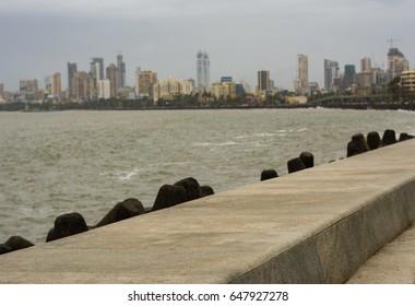 Path on marine drive