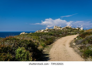 The Path to Paradise, Capo Testa, Sardinia, Italy