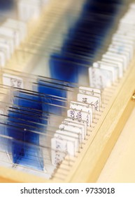 Pathology microscope slide
