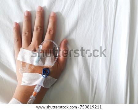 Saline A Fist