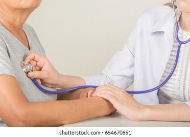 Patient pressure measurement