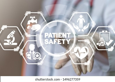 Patient Safety Health Care concept.