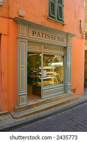 Patisserie from Saint Tropez