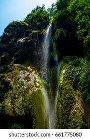 Patna Waterfall at Rishikesh
