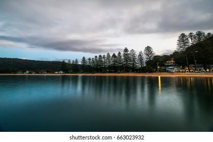 Patonga, Central Coast, NSW, Australia.