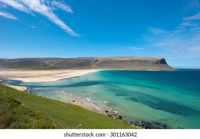 Patreksfjordur beach