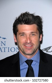Patrick Dempsey at Ferrari 458 Italia Brings Funds For Haiti Relief, Fleur de Lys, Los Angeles, CA. 03-18-10