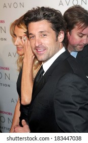 Patrick Dempsey at The Hope Honors 8th Annual Avon Foundtion Awards, Cipriani Restaurant 42nd Street, New York, NY, October 28, 2008