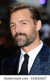 "Patrick Grant arrives for the ""Diana"" World premiere at the Odeon Leicester Square, London. 05/09/2013"