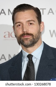 Patrick Grant at WilliamVintage - VIP private dinner held at St Pancras Renaissance Hotel, London, England. 08/02/2013 Picture by: Henry Harris