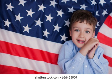Patriotic holiday. America celebrate 4th of July. Fourth of July Independence Day in the United States