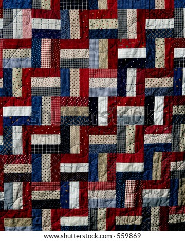 Patriotic Quilt Stock Photo Edit Now 559869 Shutterstock