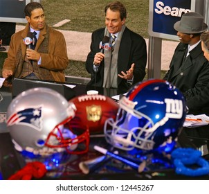 Patriots Giants NFL Network