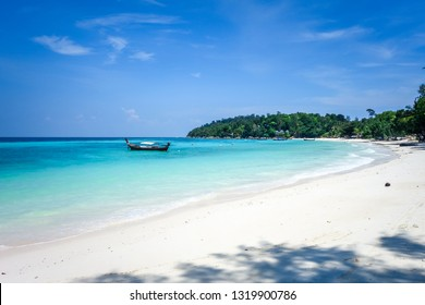 Pattaya beach, tropical paradise in Koh Lipe, Thailand