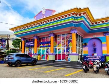 Pattaya massage in Amon Bar