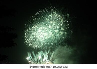 Pattaya International Fireworks Festival 2015
