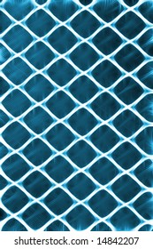 Pattern background in blue color