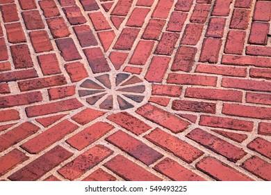 Pattern in Brick