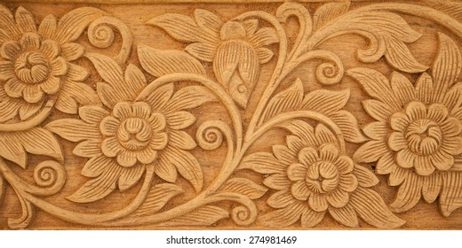 Carved flower pattern images stock photos vectors shutterstock