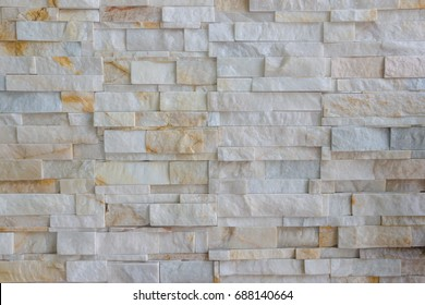 Pattern Of Grey And Rough Sandstone Wall Texture Backgrounda Stone Cladding