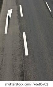 pattern of Highway