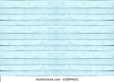 pattern pale blue colored horizontal bar barn board.  Wood texture