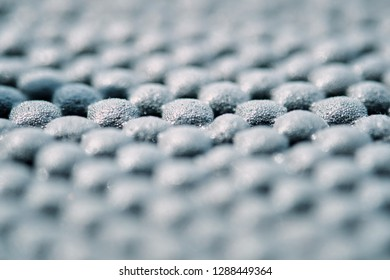 the pattern of a piece of Gray anti slip mat