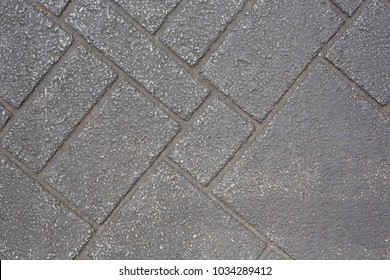 pattern of sidewalk stone floor tile seamless background and texture