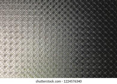 Pattern of Vintage window, decorative background