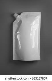 pattern white packaging