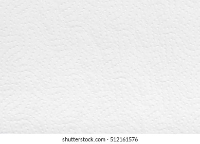 Pattern of white paper napkin. Background texture.