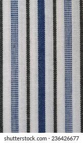 Patterns beautiful on the striped fabric